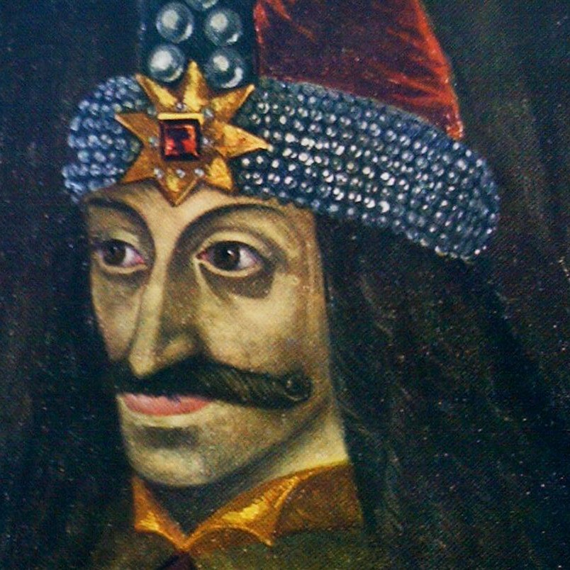 Dracula, Vlad Tepes, Vlad Dracul, the Romanian Impaler who inspired Bram Stoker