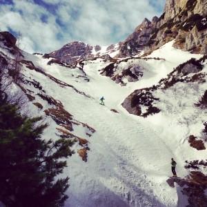 Pure Romania, Bucegi Mountains Spring, ski, snowboarding, travel, trips, adventure tours, freedom