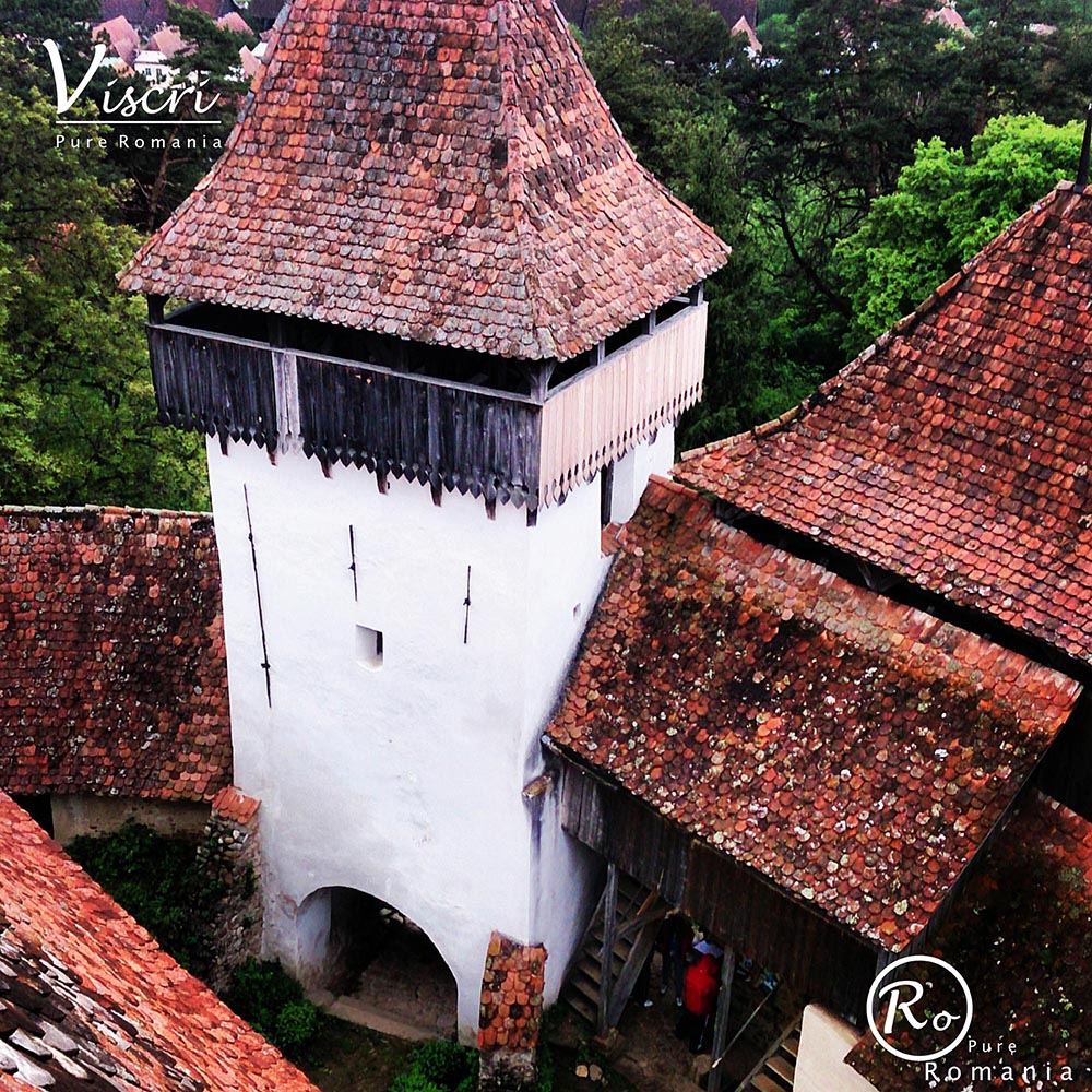 Viscri, Transylvania, Fortified Churches, The Village, Pure Romania