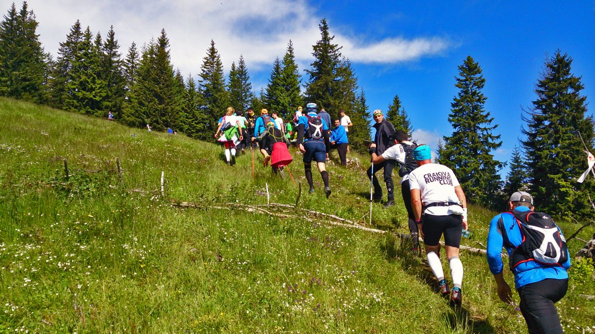 Trail running in Romania, Retezat Trail Race