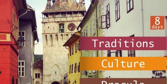 Dracula Long Tour, Pure Romania, Romania Tours, Travel to Romania
