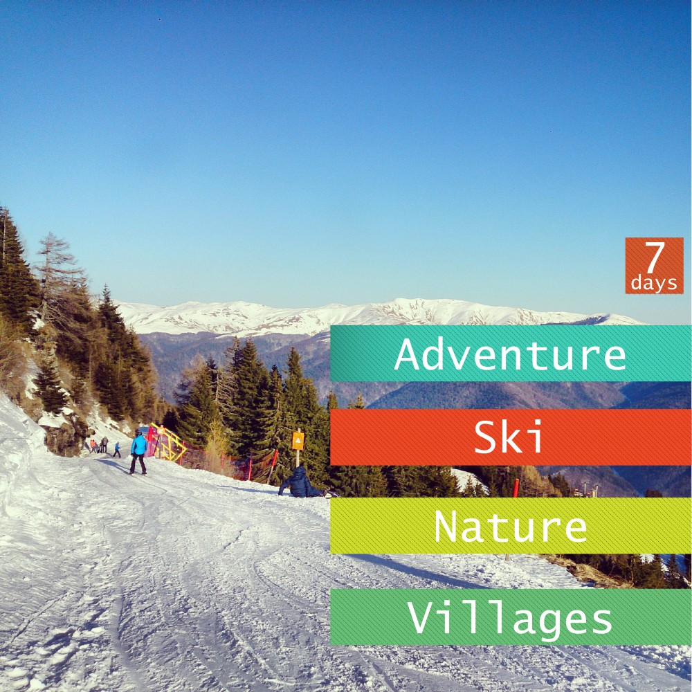 Intermediate Ski Packages
