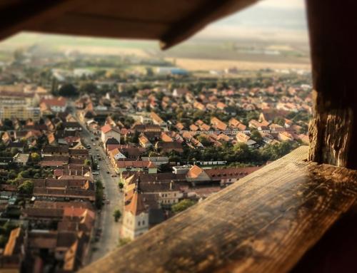 Rasnov citadel photos