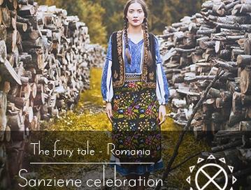 Sanziene celebration, Sanziene, Pure Romania