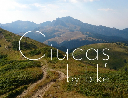 Ciucas by bike
